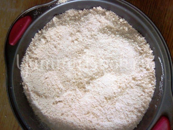 Пирог со сливой без заморочек - шаг 7