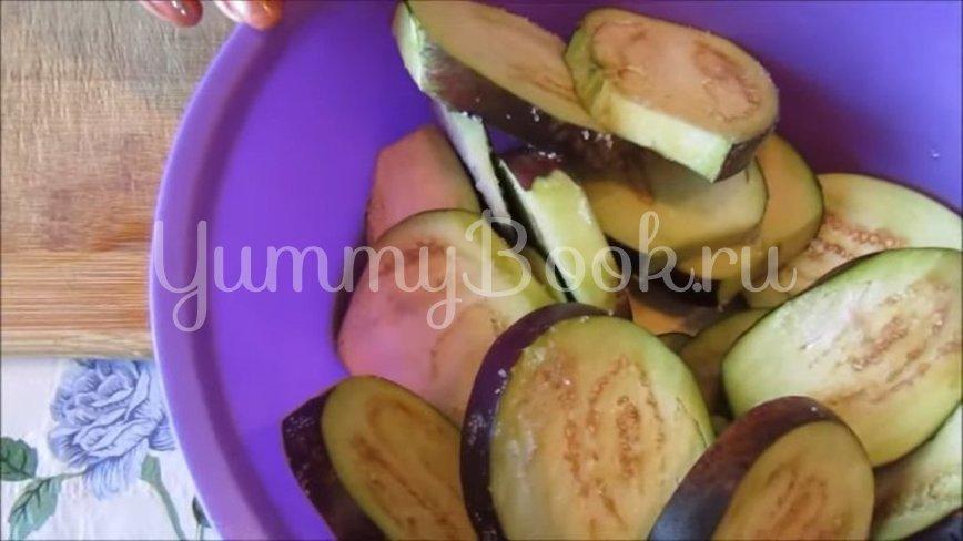 Куриная запеканка с баклажанами и помидорами - шаг 2