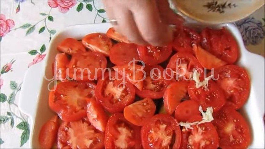 Куриная запеканка с баклажанами и помидорами - шаг 5