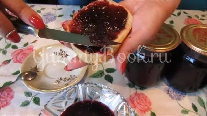 Конфитюр (варенье) из синего винограда - шаг 4