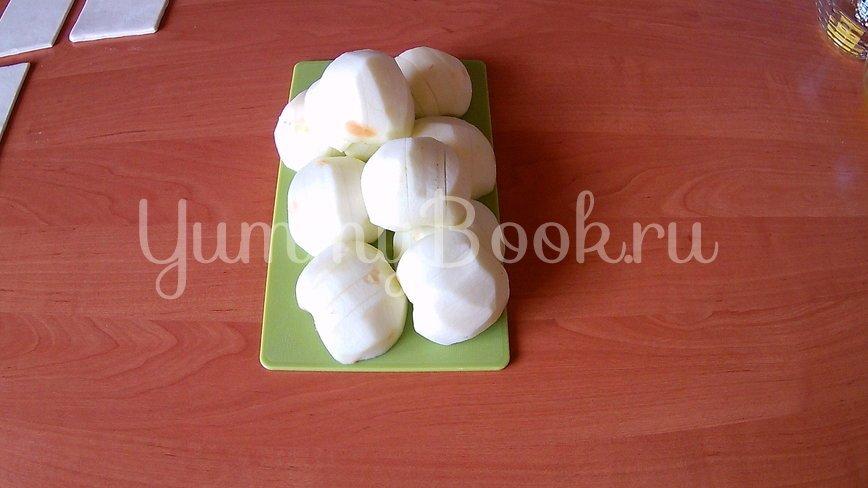 Открытые слойки с яблоками - шаг 1