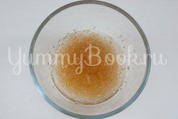 Крем с шампанским - шаг 1