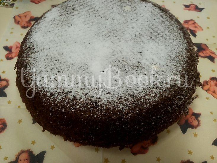 Имбирный рождественский пирог в мультиварке - шаг 5