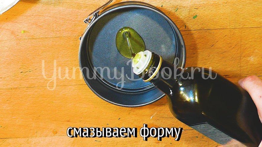 Чизкейк без выпечки с икрой - шаг 6