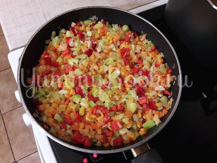 Овощной тыквенно-гороховый суп - шаг 7