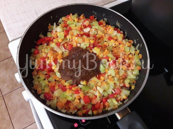 Овощной тыквенно-гороховый суп - шаг 8