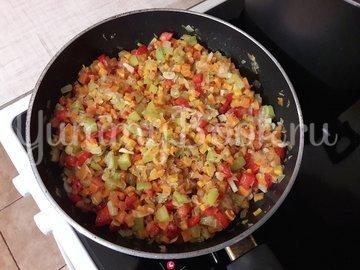 Овощной тыквенно-гороховый суп - шаг 9