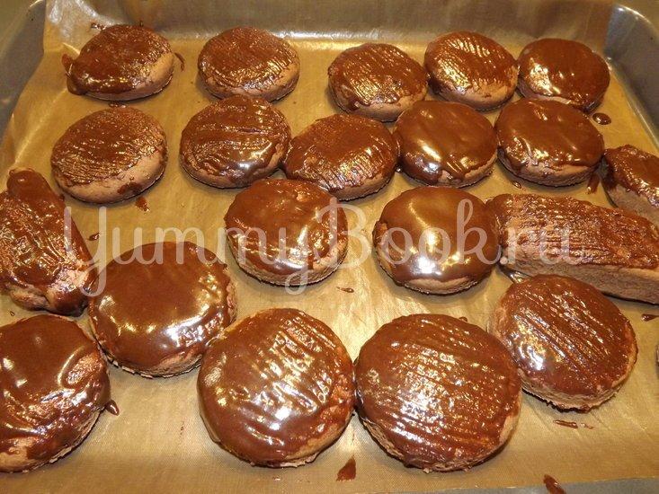 Шоколадные пряники - шаг 13