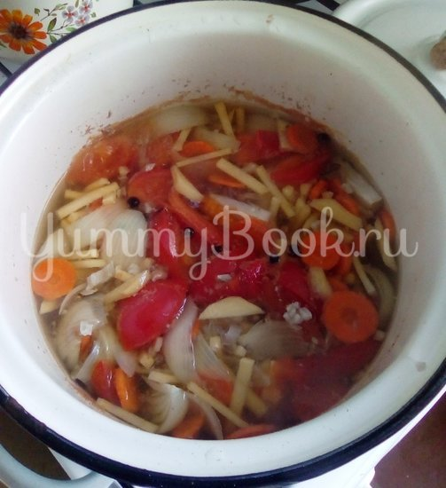 Осенний суп против головной боли и пасмурного настроения - шаг 13