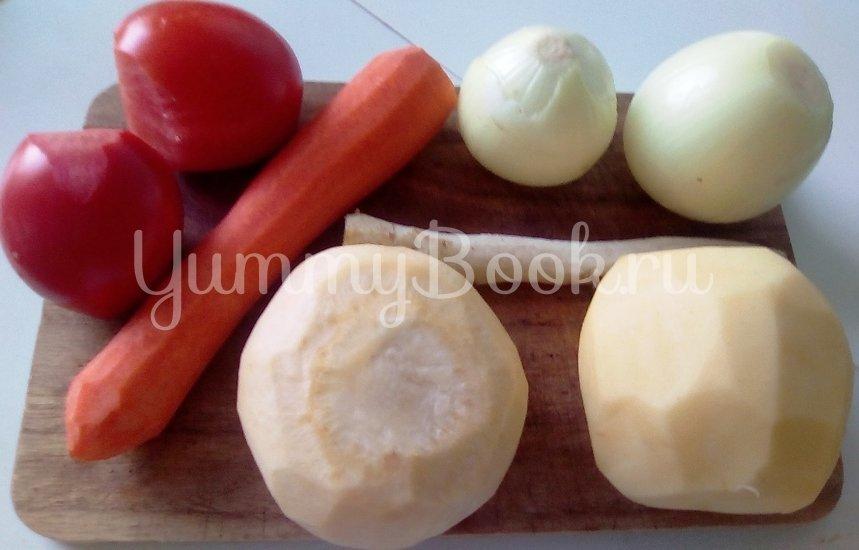 Осенний суп против головной боли и пасмурного настроения - шаг 7