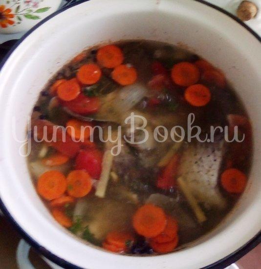 Осенний суп против головной боли и пасмурного настроения - шаг 15