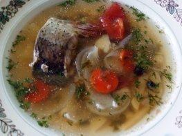 Осенний суп против головной боли и пасмурного настроения
