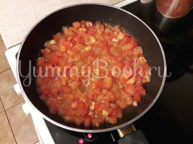 Тыквенно-чечевичный суп с копчёной курицей - шаг 10
