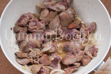 Паштет из куриной печени и тыквы - шаг 2