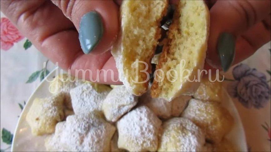 Домашнее лимонное печенье - шаг 5