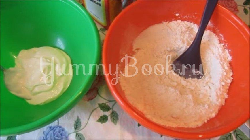 Домашнее лимонное печенье - шаг 2
