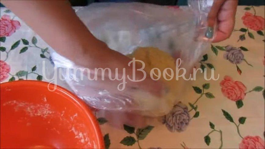 Домашнее лимонное печенье - шаг 3