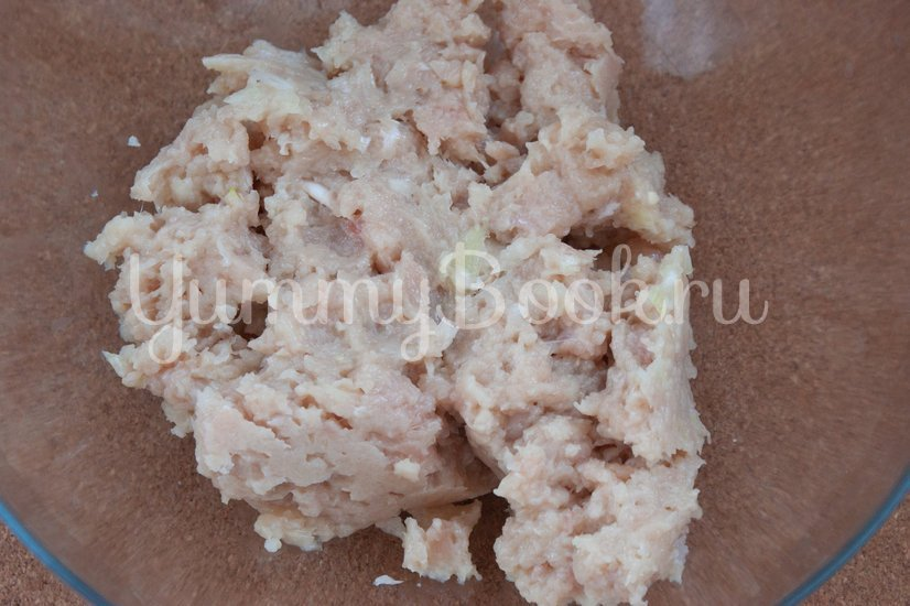 Куриные тефтели с кускусом - шаг 2