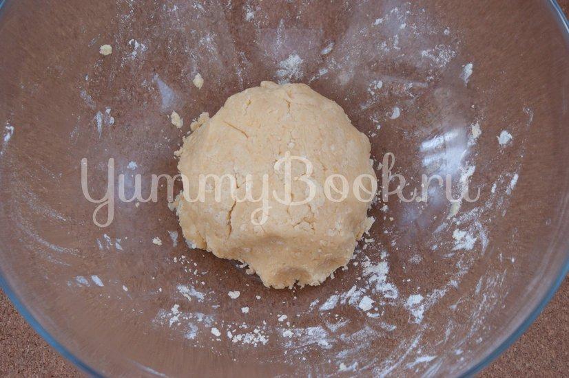 Пирог с тыквой и черносливом - шаг 2