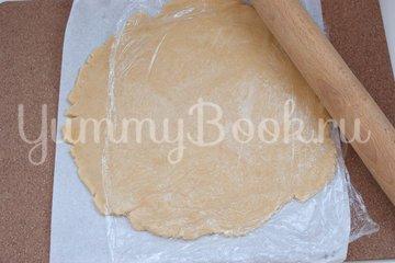 Пирог с тыквой и черносливом - шаг 4