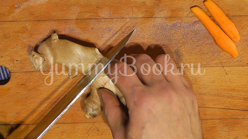 Карп по-сычуаньски (без костей) - шаг 5