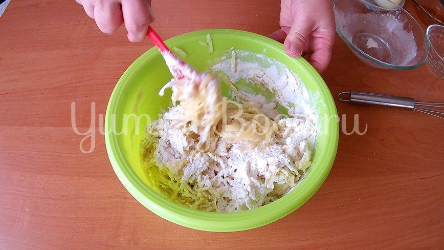 Бобеле - картофельный пирог- запеканка - шаг 4