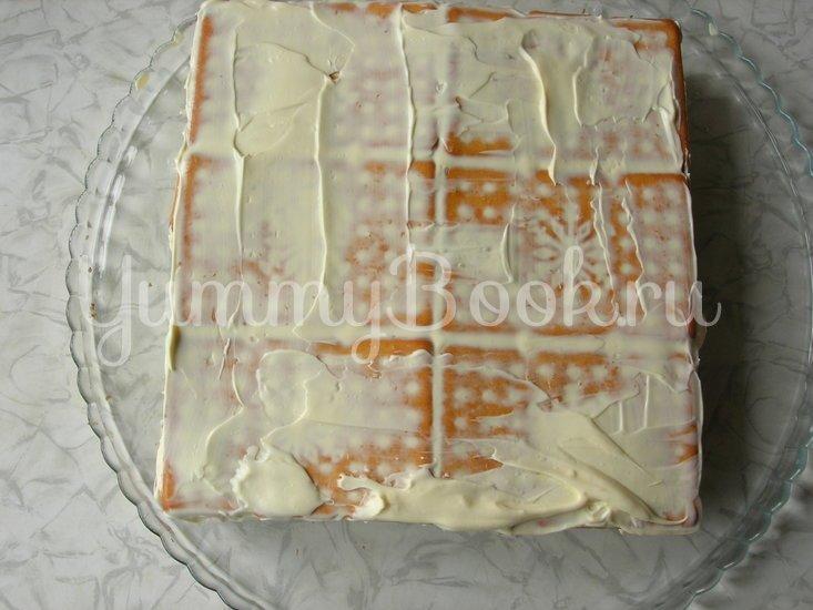 Закусочный торт «Застольный» - шаг 9