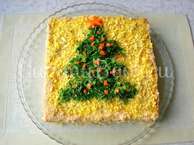 Закусочный торт «Застольный» - шаг 10