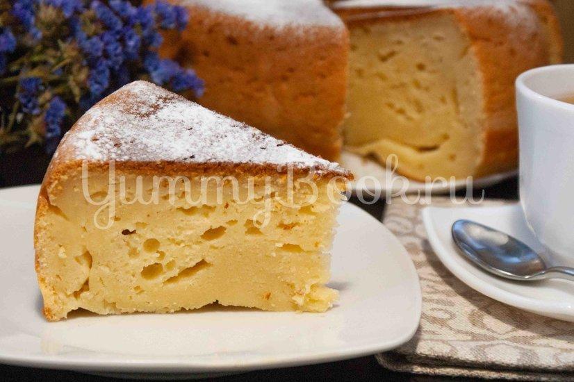 Творожный пирог в мультиварке - шаг 6