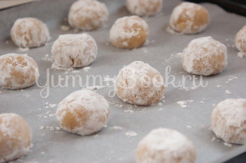 """Печенье """"Лимонные шарики"""" - шаг 6"""