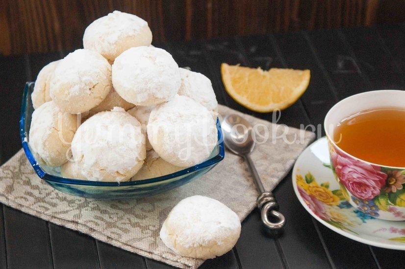 """Печенье """"Лимонные шарики"""" - шаг 8"""