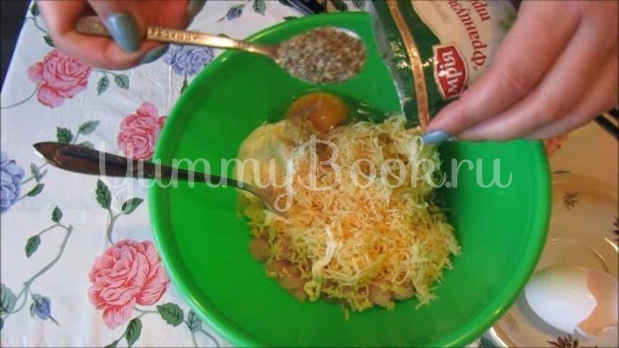 Куриные котлеты с тёртым сыром - шаг 3
