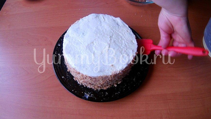 Торт «Пломбир» со вкусом мороженного - шаг 11