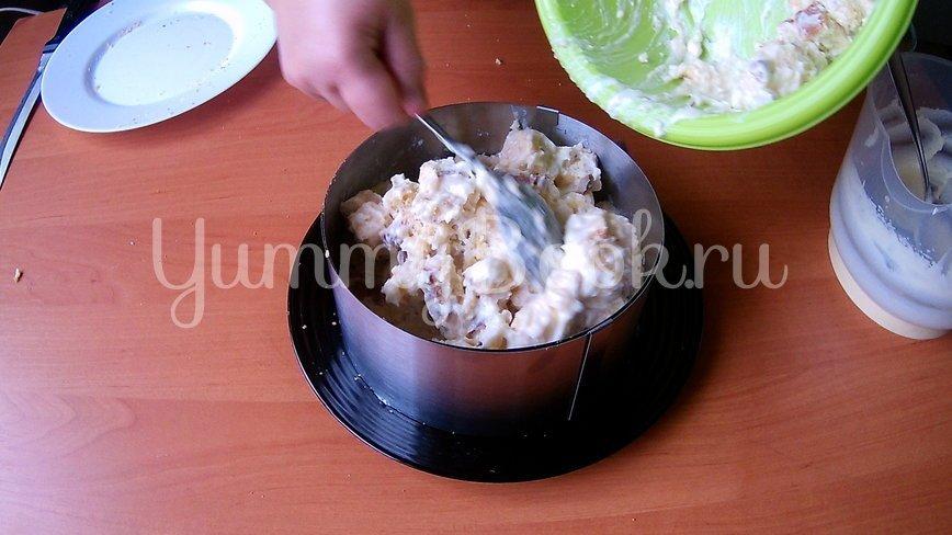 Торт «Пломбир» со вкусом мороженного - шаг 9