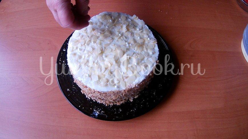 Торт «Пломбир» со вкусом мороженного - шаг 12