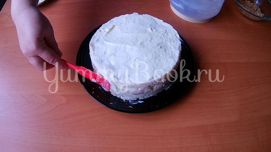 Торт «Пломбир» со вкусом мороженного - шаг 10