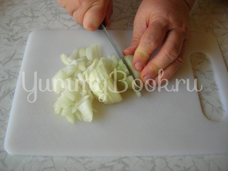 Картофельная запеканка с шампиньонами - шаг 1