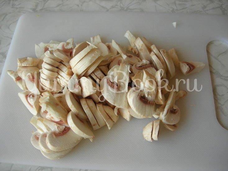 Картофельная запеканка с шампиньонами - шаг 2