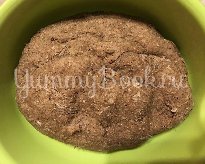 Пшенично-льняные булочки - шаг 1