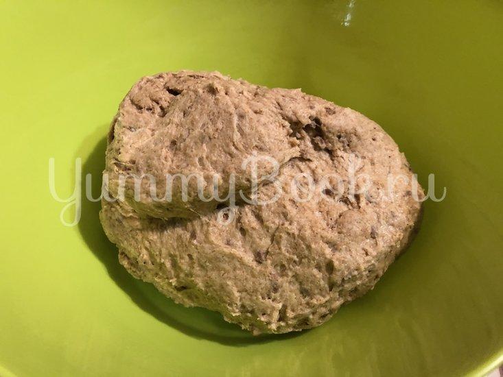 Цельнозерновой хлеб - шаг 4