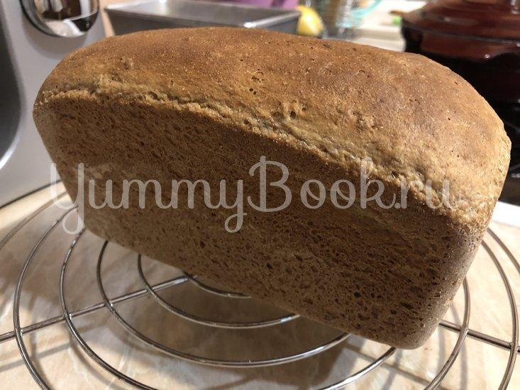 Цельнозерновой хлеб - шаг 8