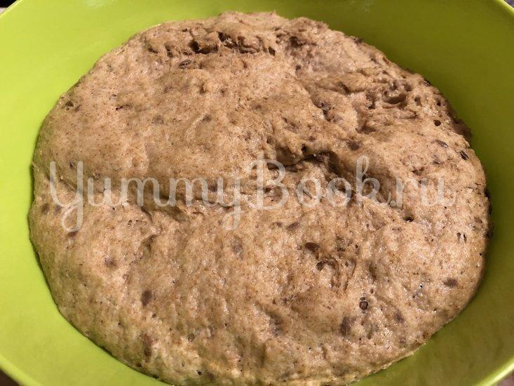 Цельнозерновой хлеб - шаг 6