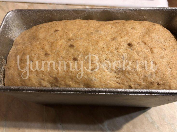 Цельнозерновой хлеб - шаг 7