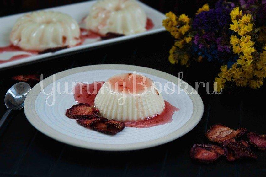 Бланманже - простой и вкусный рецепт с пошаговыми фото