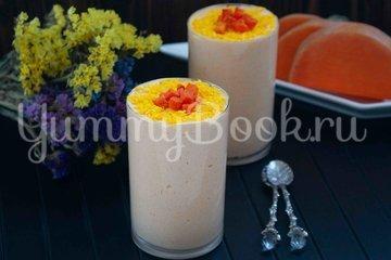 Сливочный десерт с тыквой - шаг 7