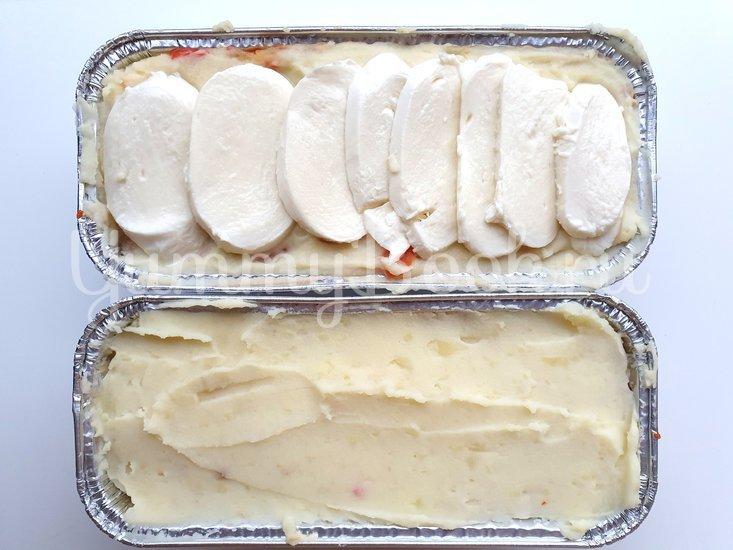 Картофельная запеканка с курицей и сыром - шаг 9