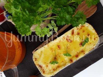 Картофельная запеканка с курицей и сыром - шаг 12