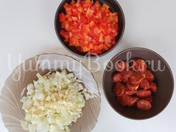 Картофельная запеканка с курицей и сыром - шаг 2