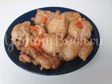 Картофельная запеканка с курицей и сыром - шаг 6