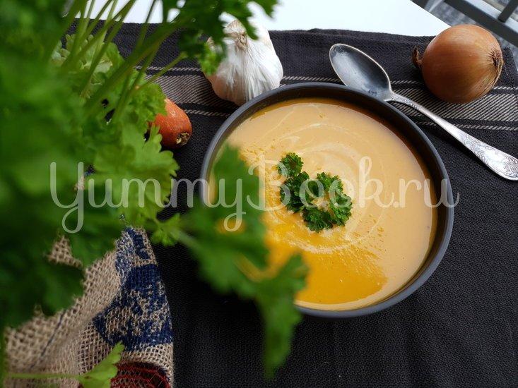 Суп морковный - шаг 4